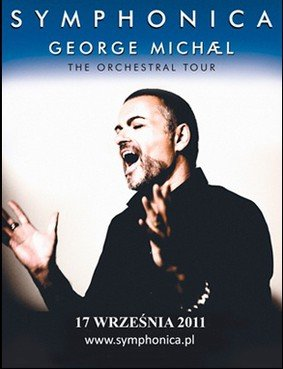 plakat-george-michael-symphonica-wroclaw