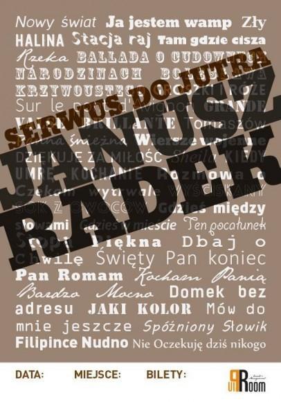 plakat-janusz-radek-pruszcz-gdanski