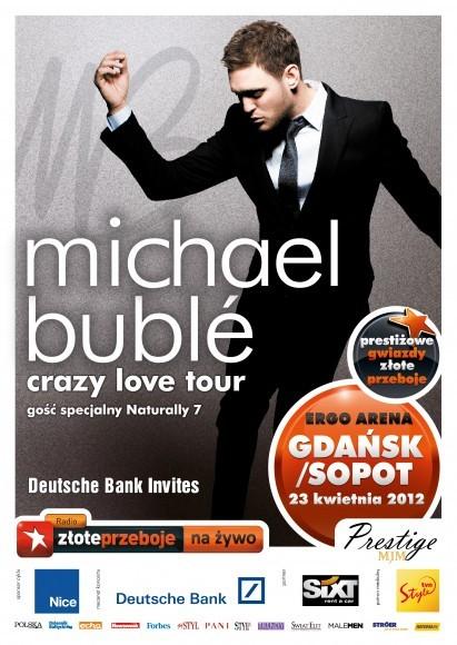 plakat-michael-buble-gdansk